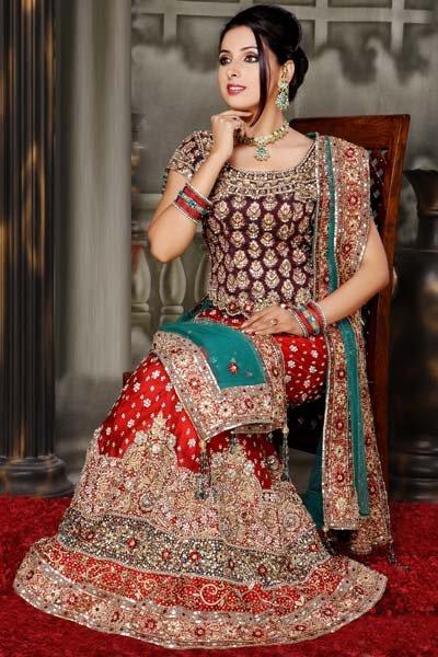 Dulhan+Sarees Asian Saree Collection | Asian Bride