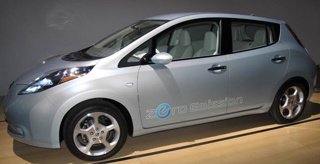 Saxton On Cars 2011 Nissan Leaf Ev Will Cost 25280 After Fed Tax