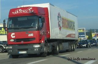 Info camions renault premium la fl che 84 - Bricomarche la fleche ...