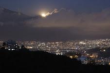 Uma lua perfeita!
