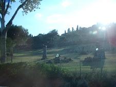 Sob o Por do Sol da Toscana