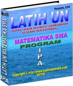 Zona Matematika Bank Soal Matematika Program Ipa Sma Ma Untuk Persiapan Un 2011