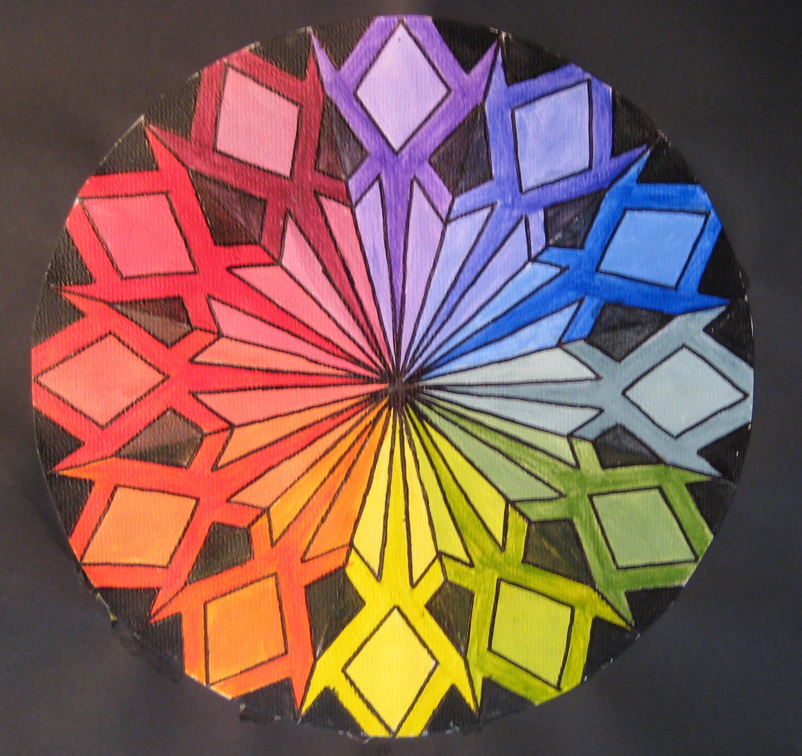 Adventures Of Creativity Creative Color Wheels