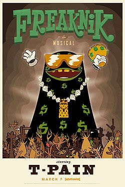 Freaknik: The Musical (2010) - Cartoon Network