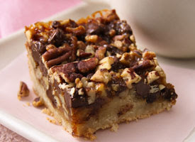 Burnham Baking: Ooey Gooey Turtle Bars