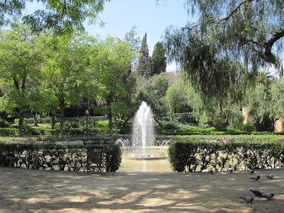Hablemos de jardines montju c en primavera for Jardin botanico montjuic