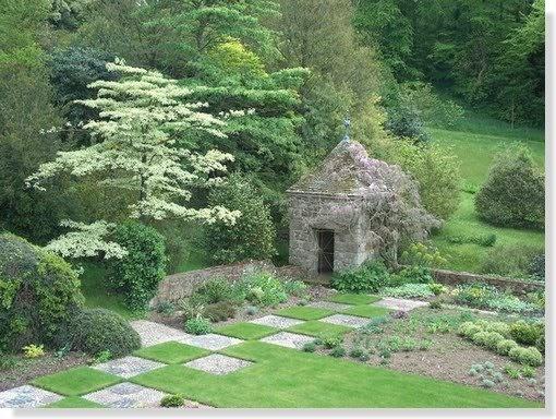 Parques y jardines jardines de kerdalo francia for Decoracion de jardines y parques