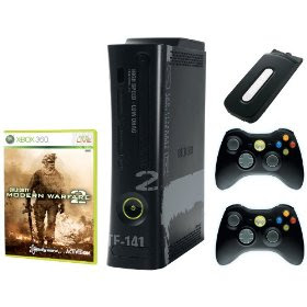 Limited Edition Xbox 360 Available for Pre-order. Call of Duty: Modern Warfare 2 (I'm 75% sure this is the name now,