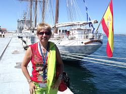 La Armada Nacional de Actividades en Vigo