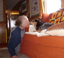 Wiggles Blue Heeler: Sweet Kiss