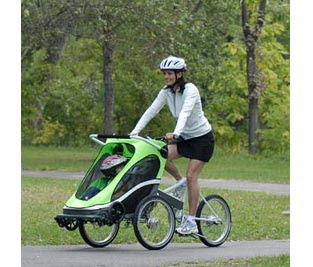 Biker Chicks Of West Chester Kids And Bike Trailers Another Rant