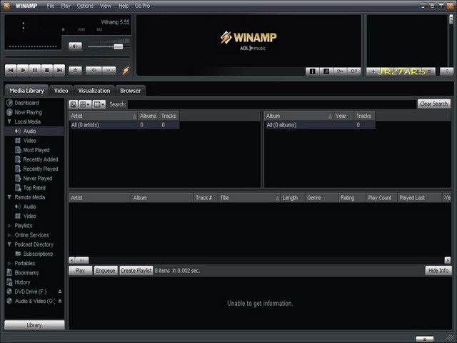 Download Winamp 5.56