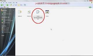 Cara Hidden dan Kunci Folder Tanpa Software 3