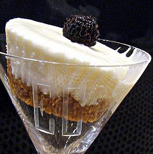 Frozen LEMON MOUSSE cupcakes