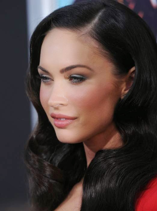 megan fox plastic surgery before after. house Megan Fox talks plastic