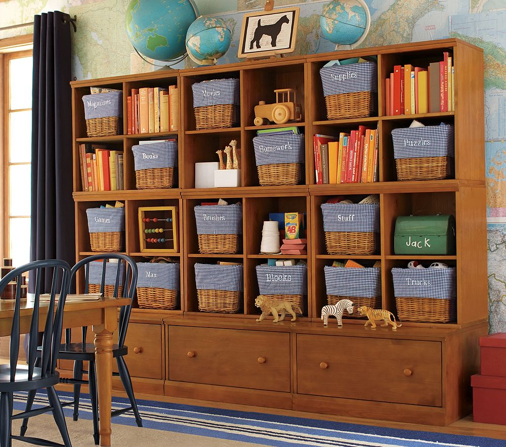 My First Contenders Are The Beautiful Storage Wall Units At Pottery Barn  Kids. Here Are A Few Of My Favorites:
