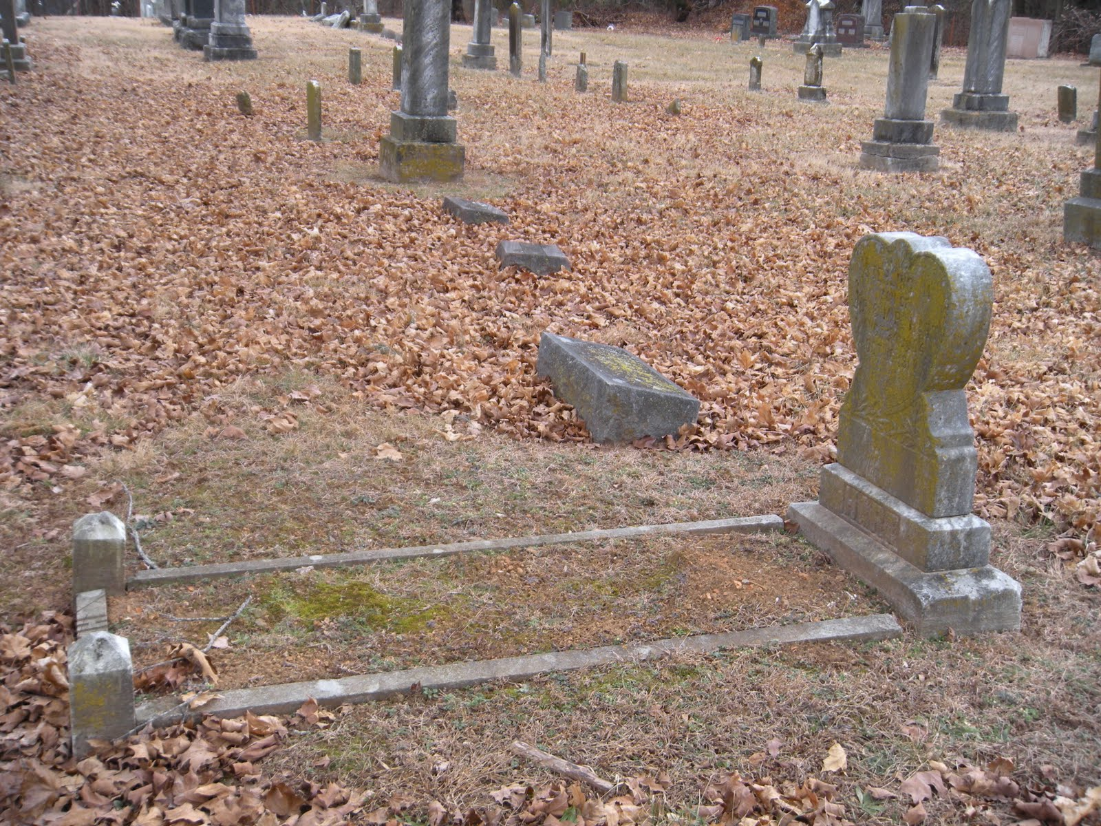 Escape to the Silent Cities: Sunday Styles: Cradle Graves