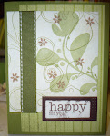 Andrea's Handmade Stamped Cards