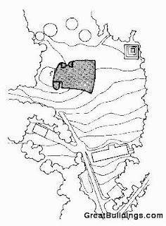 Uta fall 2009 blake profile of a sacred space by jennifer for Interior design degree plan uta