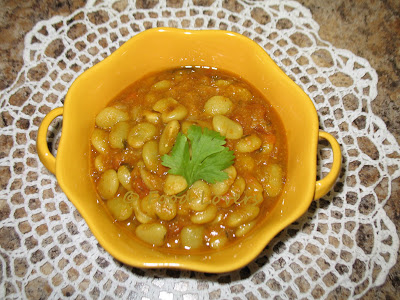 Lima Beans Curry