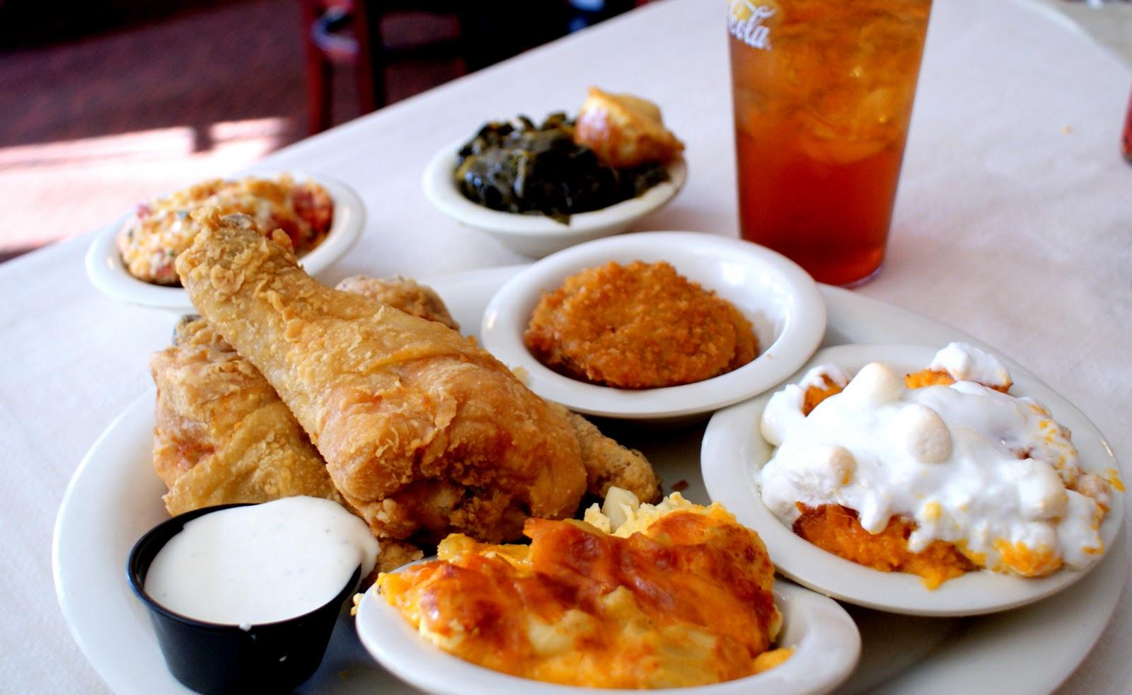 Southern Girl...Southern World: Mary Mac\'s Tea Room In Atlanta