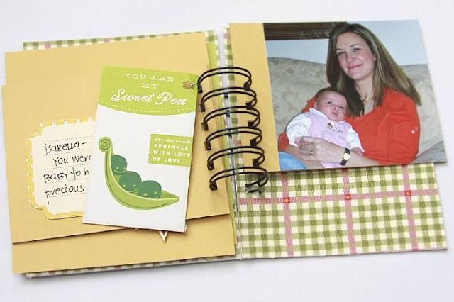 Ready, Set, Grow Mother's Day Mini Album | iloveitallwithmonikawright.com