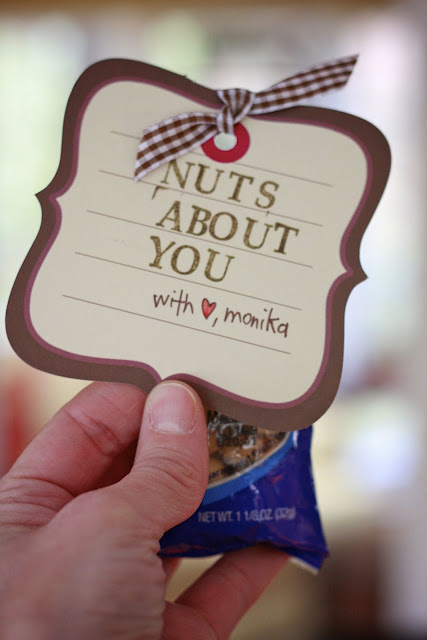 Nuts About You   Monika Wright