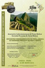 V CONGRESO LATINOAMERICANO DE FISICA MEDICA