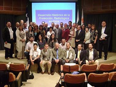 Reunión de la Sociedad Chilena de Protección Radiológica