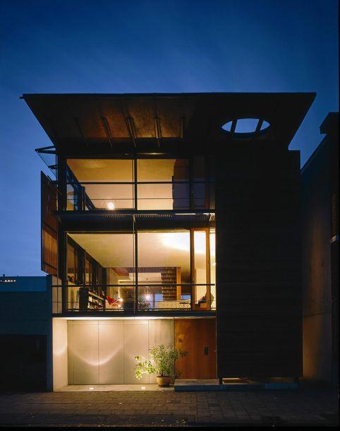 Dos casas de la escuela holandesa de los noventa blog for Arquitectura holandesa