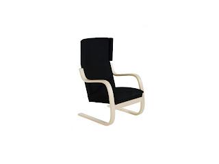 Silla de Diseño Alvar Aalto