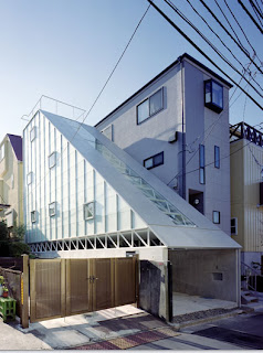 Casa de Masaki Endoh y Mashiro Ikeda