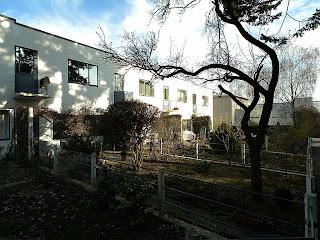 Casas en la colonia Weissenhof