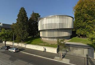 Edificio de oficinas de diseño en zurich