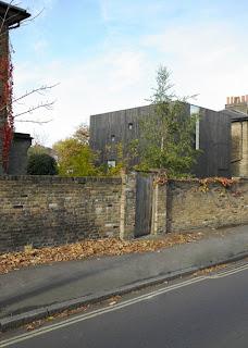 Casa de madera Londres