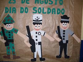 25 DE AGOSTO - DIA DO SOLDADE