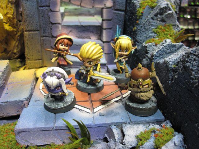 Soda pop DUngeon miniatures Future+Dungeon+Explore+2
