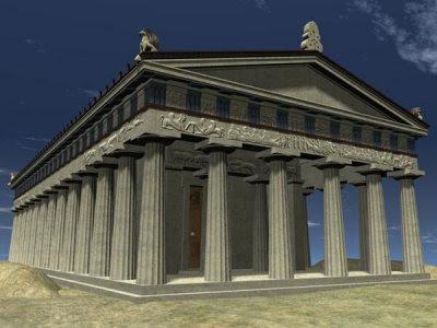athena tapınağı ile ilgili görsel sonucu