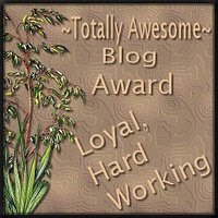 Totally Awesome Blog Award