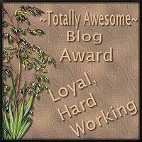 Totally Awesome Blog Award