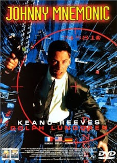 Johnny Mnemonic: O Cyborg do Futuro   Dublado Download