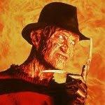 Freddy Krueger do filme A hora do pesadelo