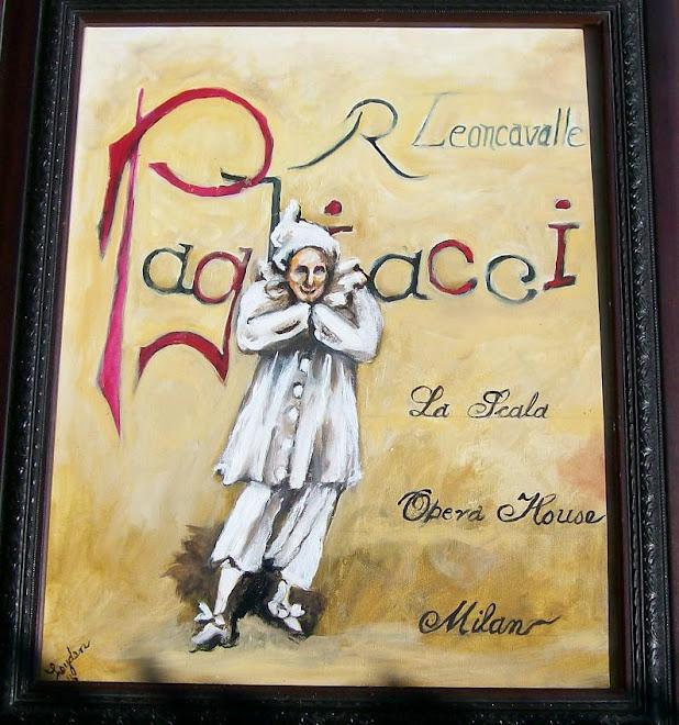 Pagliacci  # 187