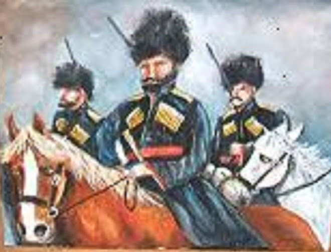Russian Cossacks  #168