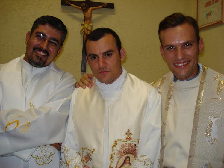 PADRES: ALESSANDRO, GEAN, EDMILSOM