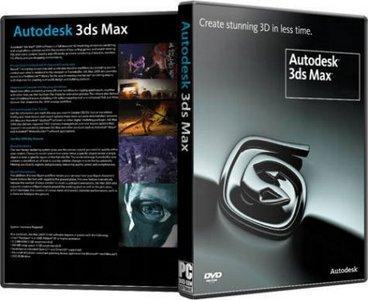 Autodesk 3ds Max 2011 Retail (2 dvds)