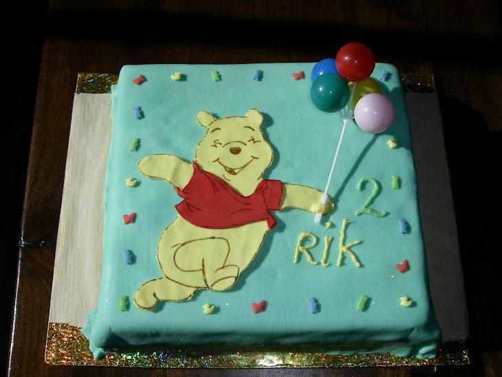 Winnie the Pooh voor Rik