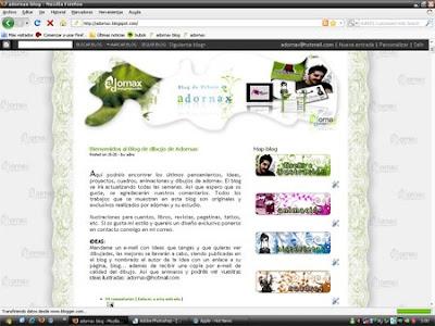 blog adornax