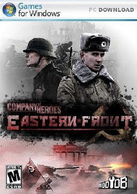 Categoria jogos de pc, Capa Download Company Of Heroes Eastern Front (PC)