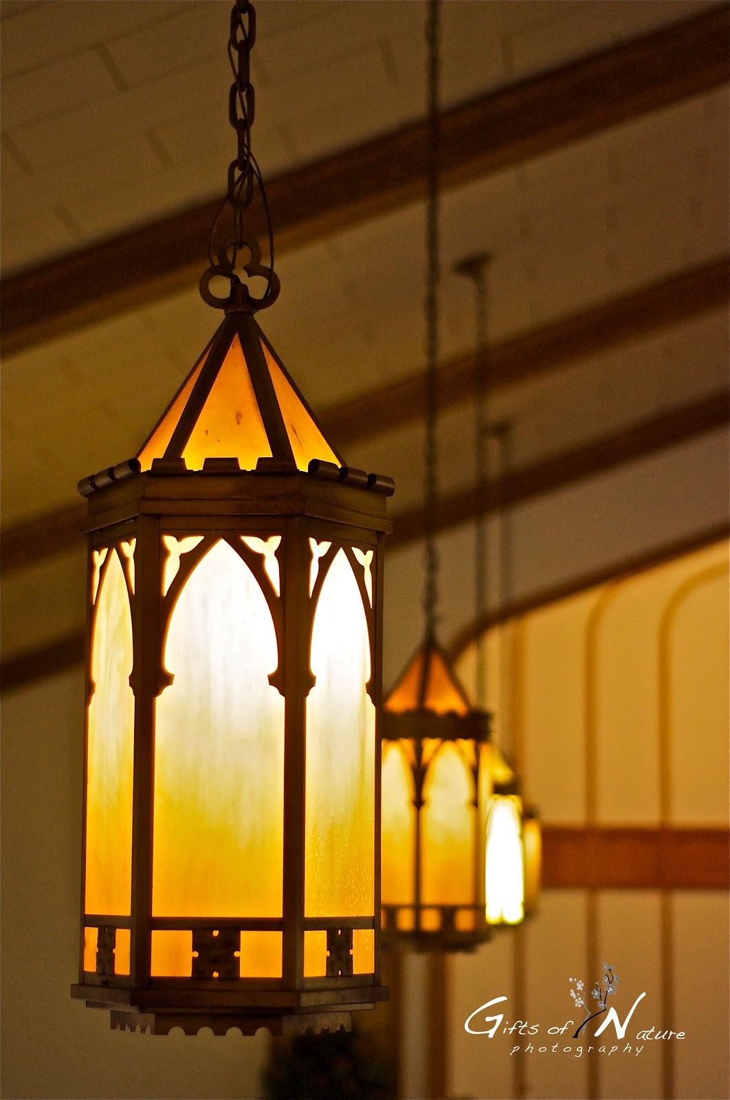 Church Lights Fixtures